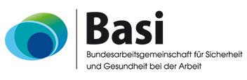 Bundesarbeitsgemeinschaft für Sicherheit und Gesundheit bei der Arbeit – Basi Logo