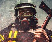 Persönliche Schutzausrüstungen sind vor allem für die Feuerwehr in brenzligen Situationen wichtig.