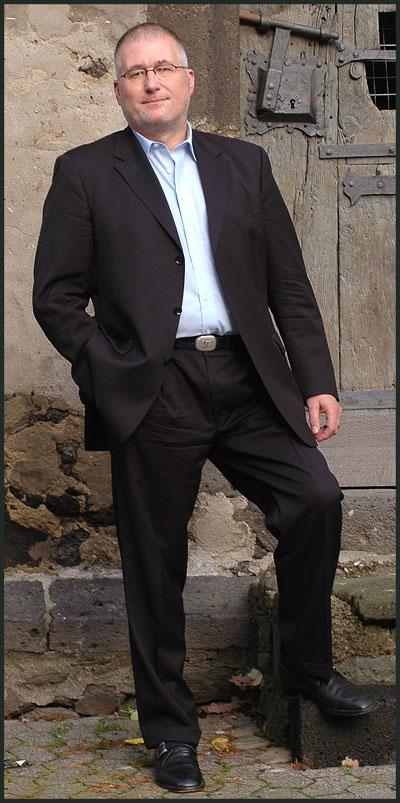 Herr Franz-Gerd Richarz