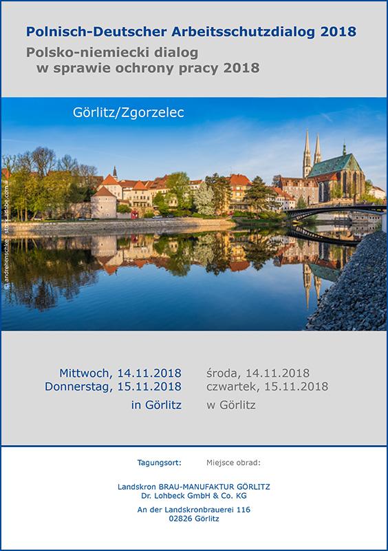 Polnisch Deutscher Arbeitsschutzdialog 2018 Görlitz
